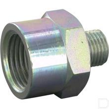 Adapter Male/Female 1/4 BSPx1/2 BSP productfoto