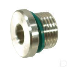 Plug 1/8BSP RVS productfoto