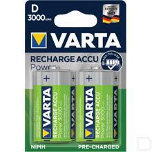 Batterij oplaadbaar D 1,2V 3000mAh productfoto