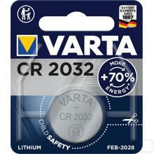 Batterij CR2032 3V productfoto