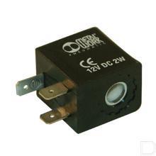 MW magn.spoel Ø8 BA 3VA-24VAC productfoto