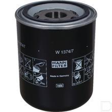 """Oliefilter 1.1/2"""" - 16UN Ø100mm H=177mm productfoto"""