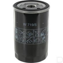 """Oliefilter 3/4"""" - 16UNF Ø76mm H=123mm productfoto"""