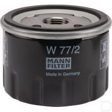 """Oliefilter 3/4"""" - 16UNF Ø62mm H=59mm productfoto"""