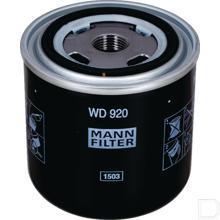 "Hydrauliekoliewisselfilter 3/4"" - 16UNF Ø62mm H=97mm productfoto"