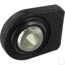 Aanlaseind 28,8mm zwaar KF 80x45x104mm productfoto