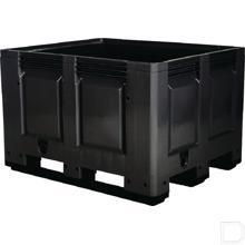 Palletbox v. lege accu's productfoto