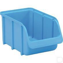 Stapelbak nr.  3 -  210x145x125mm kunststof blauw productfoto
