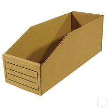 Opbergdoos karton 300x105x110mm productfoto