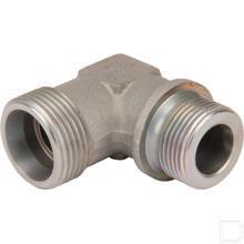 Haakse koppeling body 20Sx3/4 BSP productfoto
