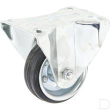 Bokwiel 80mm met rollager productfoto