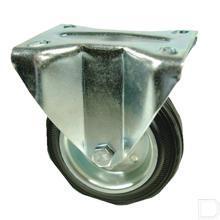 Bokwiel 100mm met kogellager  productfoto
