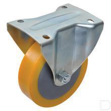 Bokwiel met kogellager Ø150mm productfoto