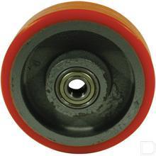 Los wiel 150mm met kogellager productfoto