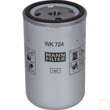 Brandstofwisselfilter M16x1.5 Ø62mm H=124mm productfoto
