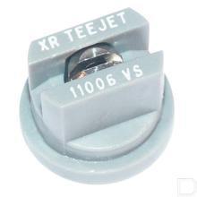 Spleetdop XR RVS spuithoek 110° grijs  productfoto