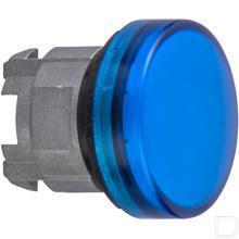 Signaallamplens blauw productfoto