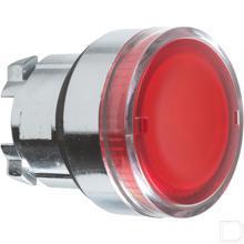 Signaaldrukknop rood productfoto