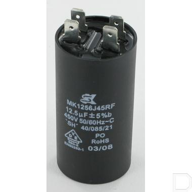 Condensator 12,5 µF productfoto