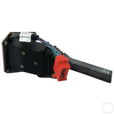 Stuurkolomschakelaar knipperlicht en claxon kabellengte 150mm hendellengte 125mm 12/24V 5-7/3-5A productfoto