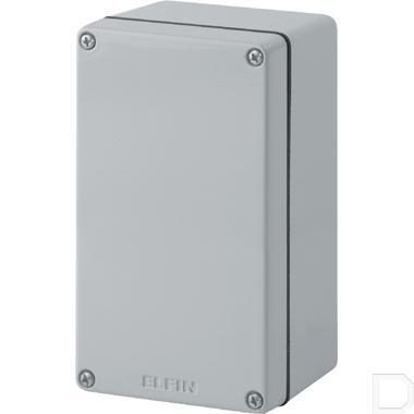 Aluminium kast 92x152mm productfoto