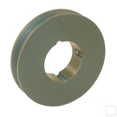 V-snaarschijf taperlock 1610 Ø106mm 1 groef productfoto