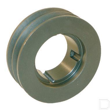 V-snaarschijf taperlock 2517 Ø212mm 2 groeven productfoto
