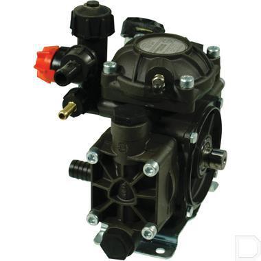 Zuigermembraanpomp AR202 SP VRI BlueFlex productfoto