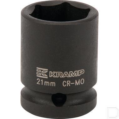 "Slagmoerdopsleutel 1/2"" 6-kant 21mm productfoto"