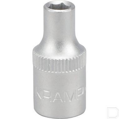 "Dopsleutel 1/4"" 6-kant 4,5mm productfoto"
