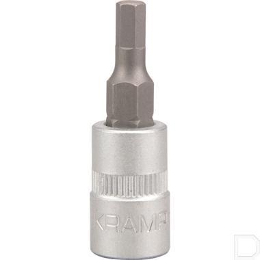 "Dopsleutel 1/4"" 6-kant 4mm productfoto"
