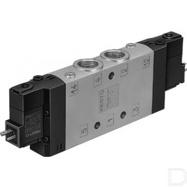 Magneetventiel CPE24-M1H-5/3E-3/8 productfoto
