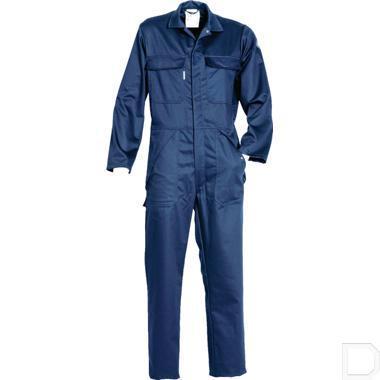 Veiligheidsoverall 4-safety maat 52 / L marineblauw productfoto