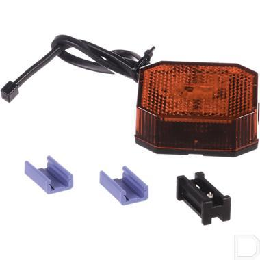 Breedtelicht Flexipoint LED rechthoek opbouw  productfoto