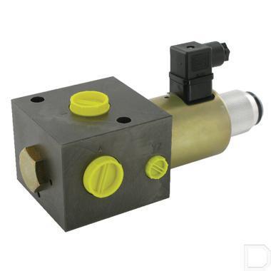 "Stuurventiel 3/4"" 100l/min 12V DC productfoto"