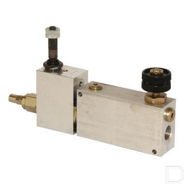 "3-weg stroomregelventiel 1/2"" 90-50l/min VMP+VE/NA productfoto"