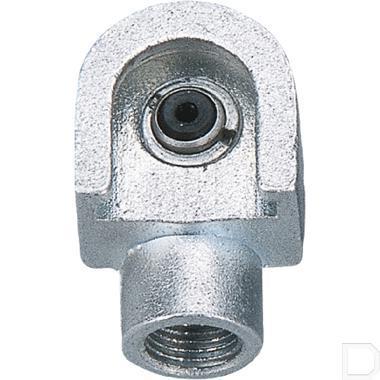 """Schuifkoppeling Ø16mm 1/8"""" BSP productfoto"""