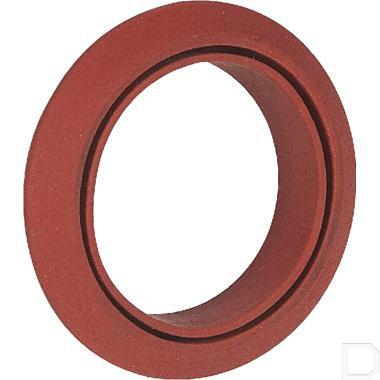 Klepstoterstang rubber productfoto