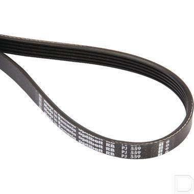 Ribbenband  PJ 5 ribben 559mm productfoto
