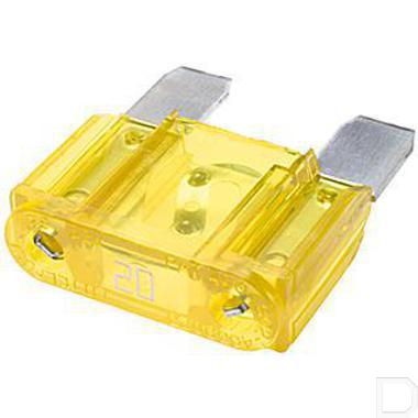 Steekzekering Maxi 20A geel productfoto