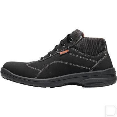 Werkschoen Anouk dames S3 maat 35 hoog model zwart productfoto