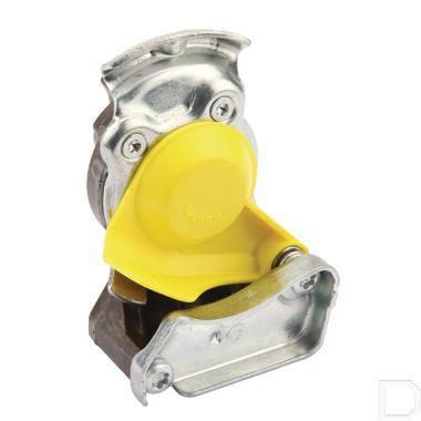 Koppelingskop M16x1,5mm geel productfoto