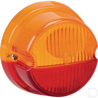 Lampglas rond passend voor achterlicht 2SB001259261 productfoto