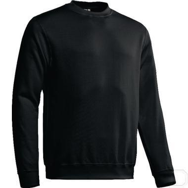 Sweatshirt Roland zwart 52/54 / L productfoto