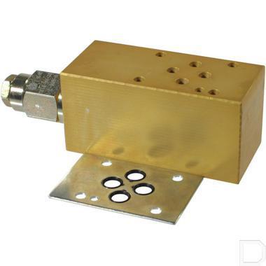 Balanceerventiel enkel 35-110bar 35l/min productfoto