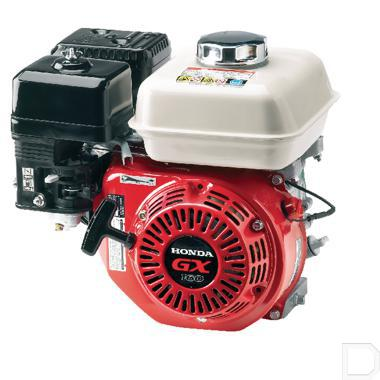 Motor 11.7pk krukas horizontaal GX390UT2-QX-B7-OH productfoto