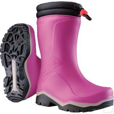 Kinderlaars Blizzard Thermo unisex maat 26 roze / zwart productfoto