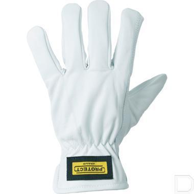 Handschoen volnerf geitenleer maat 10/XL productfoto