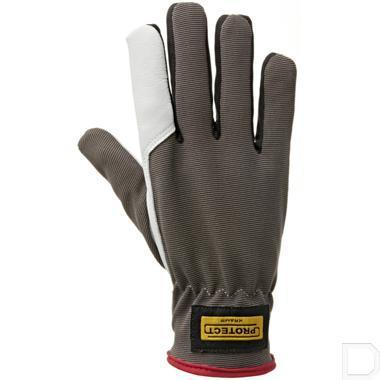 Handschoen snijbestendig/versterkt maat 9/L productfoto