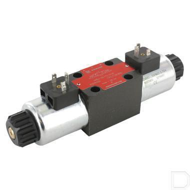 Stuurventiel 4/3 NG6 80l/min 12VDC productfoto